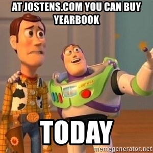 Consequences Toy Story - at jostens.com you can buy  yearbook today