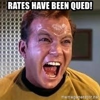 Screaming Captain Kirk - Rates have been qued!
