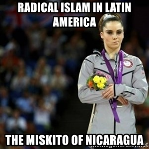 unimpressed McKayla Maroney 2 - Radical Islam in Latin America  The Miskito of Nicaragua
