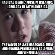 veo gente muerta - Radical Islam / Muslim (Islamic) Ideology in Latin America  The Wayuu of Lake Maracaibo, Zulia and Guajira Peninsula in Colombia and Venezuela