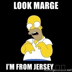 look-marge - Look Marge I'm from Jersey 🇯🇪