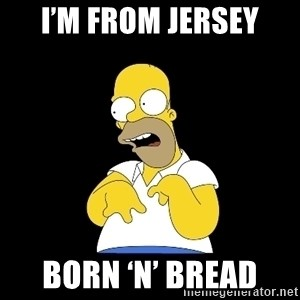 look-marge - I'm From Jersey born 'n' bread