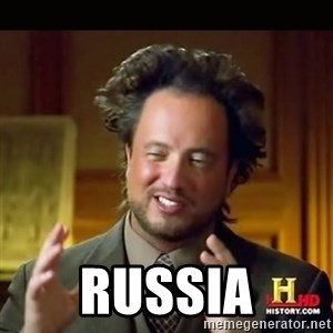 History guy - russia