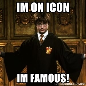 Harry Potter Come At Me Bro - im on icon im famous!