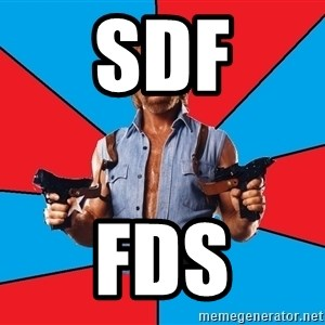 Chuck Norris  - sdf fds