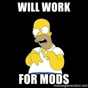 look-marge - WILL WORK FOR MODS