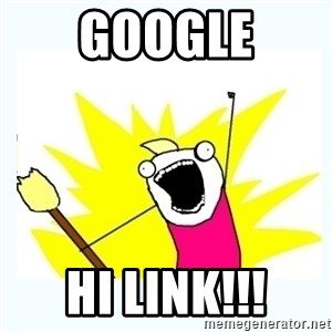 All the things - GOOGLE Hi Link!!!