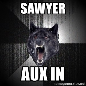Insanity Wolf - sawyer aux in