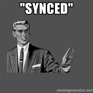 "Grammar Guy - ""SYNCED"""