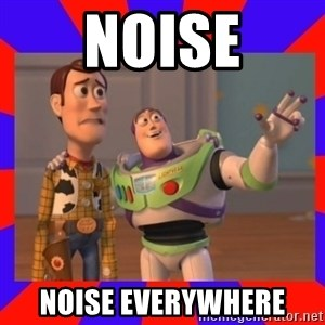 Everywhere - NOISE NOISE EVERYWHERE
