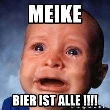 Very Sad Kid - Meike Bier ist Alle !!!!