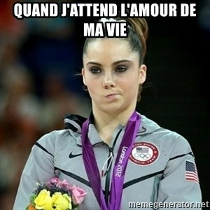 Not Impressed McKayla - quand j'attend l'amour de ma vie