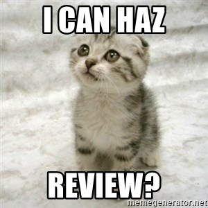 Can haz cat - i can haz review?