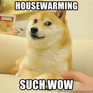 so doge - Housewarming Such wow