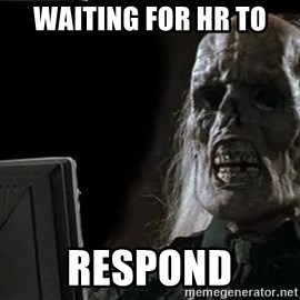 OP will surely deliver skeleton - waiting for hr to  respond