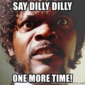 Mad Samuel L Jackson - SAY DILLY DILLY ONE MORE TIME!