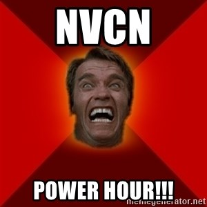 Angry Arnold - nvcn POWER HOUR!!!