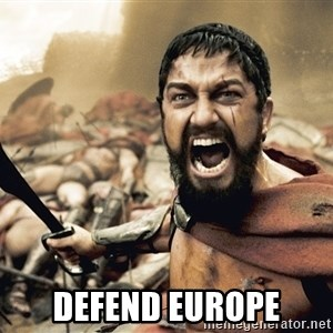Spartan300 - Defend Europe