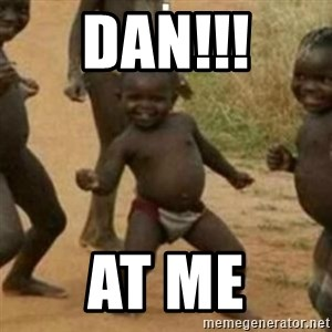 Black Kid - Dan!!! at me