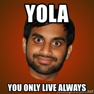 Generic Indian Guy - Yola You only live always