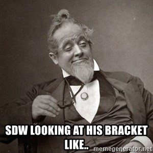 1889 [10] guy - SDW looking at his bracket like..
