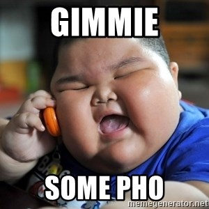 Fat Asian Kid - Gimmie Some PHO