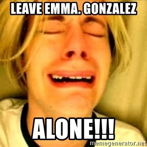 Leave Brittney Alone - Leave Emma. Gonzalez  Alone!!!