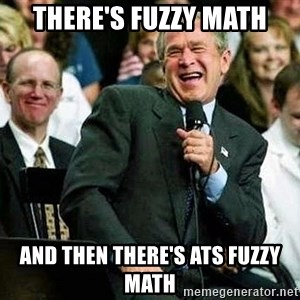 Laughing Bush - there's fuzzy math and then there's ats fuzzy math