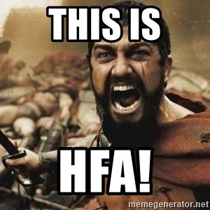 300 - THIS IS HFA!