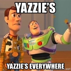 Consequences Toy Story - Yazzie's  Yazzie's Everywhere