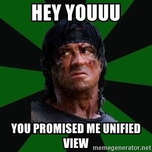 remboraiden - hey youuu you promised me Unified View