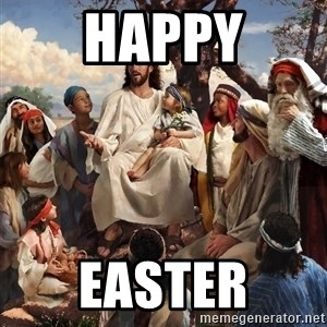 storytime jesus - Happy Easter