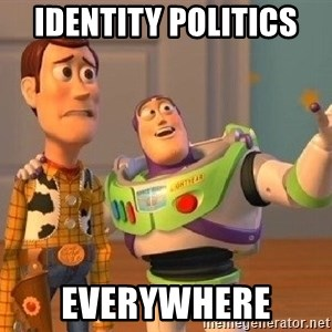 Consequences Toy Story - Identity Politics  Everywhere