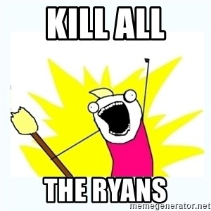 All the things - Kill all The Ryans
