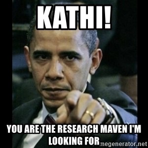 obama pointing - Kathi! you are the research maven I'm looking for