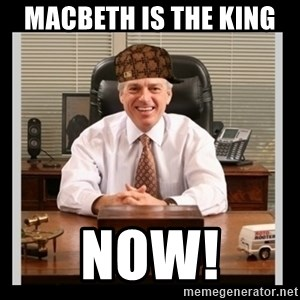 Scumbag Boss - MACbeth Is THE KING  NOW!