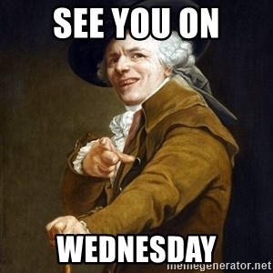 Joseph Ducreaux - See You On Wednesday