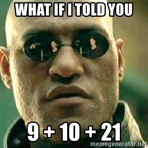 What If I Told You - what if i told you 9 + 10 + 21
