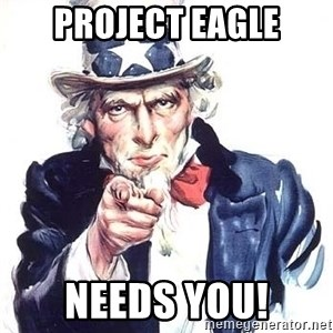 Uncle Sam - Project Eagle Needs You!