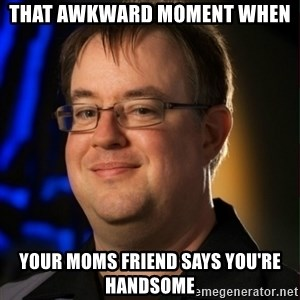 Jay Wilson Diablo 3 - that awkward moment when  your moms friend says you're handsome