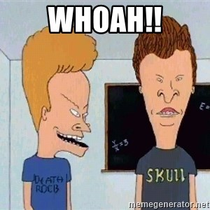 Beavis and butthead - Whoah!!