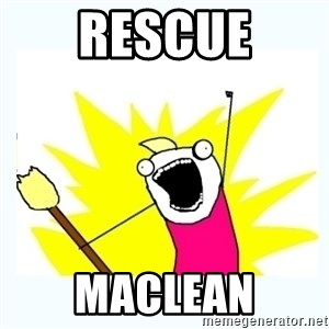 All the things - RESCUE Maclean