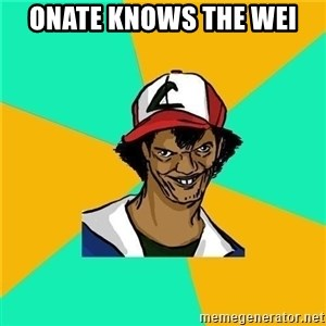 Dat Ash - ONATE KNOWS THE WEI