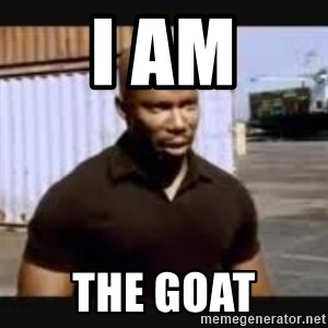James Doakes surprise - i am the goat