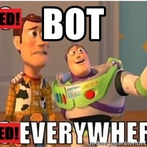 Toy Story Everywhere - Bot