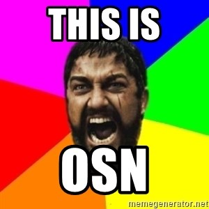 sparta - This is OSN