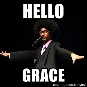 AFRO Knows - Hello Grace