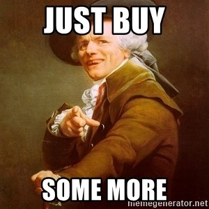 Joseph Ducreux - Just buy  Some more