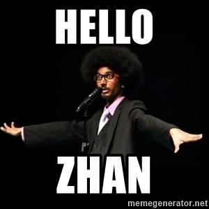 AFRO Knows - Hello Zhan