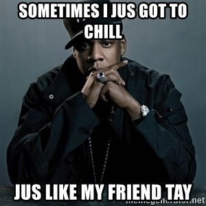 Foul Bachelor Frog - Sometimes I jus got to chill Jus like my friend Tay